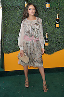 BEVERLY HILLS - OCTOBER 15:  Olivia Culpo at the 7th Annual Veuve Clicquot Polo Classic at Will Rogers State Historic Park on October 15, 2016 in Pacific Palisades, California. Credit: mpi991/MediaPunch