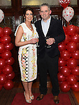 Brendan and Sinead Kearney pictured at the Valentine Ball in the Grove House Dunleer. Photo:Colin Bell/pressphotos.ie
