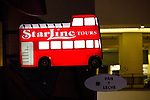 """Starline Tours"" of Hollywood CA 