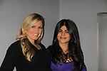 "One Life To Live Shenaz Treasury (in film) and Terri Conn (also ATWT) at the premiere of ""Excuse Me For Living"" on October 12, 2012 at AMC Loews Village 7, New York City, New York.  (Photo by Sue Coflin/Max Photos)"