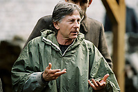 The Pianist (2002)<br /> Behind the scenes photo of Roman Polanski<br /> *Filmstill - Editorial Use Only*<br /> CAP/KFS<br /> Image supplied by Capital Pictures