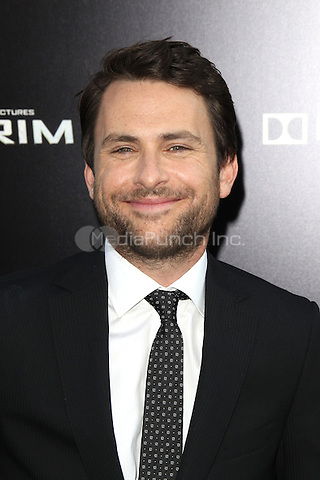 HOLLYWOOD, CA - JULY 9:  Charlie Day at the Pacific Rim  Premiere held at the Dolby Theatre in Hollywood, California. July 9, 2013. Credit: mpi21/MediaPunch Inc.