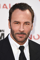 LONDON, UK. October 14, 2016: Director Tom Ford at the London Film Festival 2016 premiere of &quot;Nocturnal Animals&quot; at the Odeon Leicester Square, London.<br /> Picture: Steve Vas/Featureflash/SilverHub 0208 004 5359/ 07711 972644 Editors@silverhubmedia.com