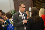 City &amp; Guilds Social Care and Childcare Forum for Wales.<br /> 08.05.14<br /> &copy;Steve Pope-FOTOWALES