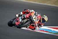 2016 FIM Superbike World Championship, Round 10, Eurospeedway Lausitz, Germany, Chaz Davies, Ducati