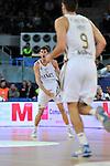 Rudy Fern·ndez. Partido de Euroliga entre el Real Madrid y el EA7 Armani. 28 de Octubre 2011. La Caja M·gica. Madrid...Photo: Marcos / ALFAQUI