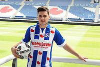 VOETBAL: HEERENVEEN: 28-07- 2017, Abe Lenstra Stadion, SC Heerenveen, presentatie nieuwe spelers, Marco Rojas, ©foto Martin de Jong