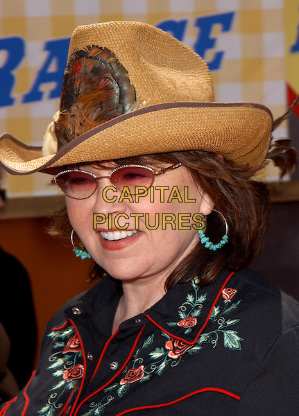 ROSEANNE BARR.Home on The Range world premiere at The El Capitan Theatre in Hollywood, California .21 March 2004.*UK Sales Only*.www.capitalpictures.com.sales@capitalpictures.com.©Capital Pictures.