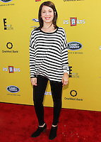 SANTA MONICA, CA, USA - NOVEMBER 16: Marla Sokoloff arrives at the P.S. ARTS Express Yourself 2014 held at The Barker Hanger on November 16, 2014 in Santa Monica, California, United States. (Photo by Celebrity Monitor)