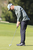 Paul Casey (ENG) takes his putt on the 2nd green at Monterey Peninsula CC during Saturday's Round 3 of the 2018 AT&amp;T Pebble Beach Pro-Am, held over 3 courses Pebble Beach, Spyglass Hill and Monterey, California, USA. 10th February 2018.<br /> Picture: Eoin Clarke | Golffile<br /> <br /> <br /> All photos usage must carry mandatory copyright credit (&copy; Golffile | Eoin Clarke)