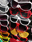 Colourful sunglasses at Camden Lock Market, London