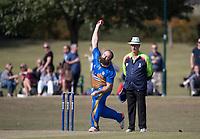 J Curtis of Upminster during Upminster CC vs Essex CCC, Benefit Match Cricket at Upminster Park on 8th September 2019
