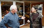 20080110 - France - Aquitaine - Pau<br /> PORTRAITS DE MARTINE LIGNIERES-CASSOU, CANDIDATE PS AUX ELECTIONS MUNICIPALES DE PAU EN 2008.<br /> Ref : MARTINE_LIGNIERES-CASSOU_019.jpg - © Philippe Noisette.