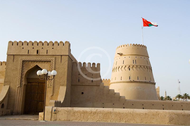 Oman, Buraimi, Al Khandaq Fort