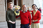 Sesame Street's Alan Muraoka, Jennifer Barnhart, Kathy Kim Celebrate Year of the Rat at The Met 2/1