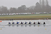 056 SirWPerkinssSch W.J14A.8x+..Marlow Regatta Committee Thames Valley Trial Head. 1900m at Dorney Lake/Eton College Rowing Centre, Dorney, Buckinghamshire. Sunday 29 January 2012. Run over three divisions.