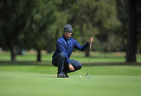 Adam Kasa. Day one of the Jennian Homes Charles Tour / Brian Green Property Group New Zealand Super 6's at Manawatu Golf Club in Palmerston North, New Zealand on Thursday, 5 March 2020. Photo: Dave Lintott / lintottphoto.co.nz