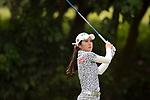 Golfer Hsin-Ning Yeh of Taiwan during the 2017 Hong Kong Ladies Open on June 10, 2017 in Hong Kong, China. Photo by Marcio Rodrigo Machado / Power Sport Images