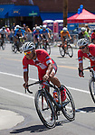 The Elite 3/4 division of the Tour De Nez Bike Race in downtown Reno on Saturday, June 11, 2016.