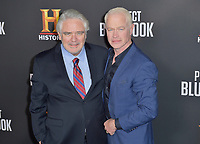 03 January 2019 - Los Angeles, California - Michael Harney, Neal McDonough. &quot;Project Blue Book&quot; History Scripted Series Los Angeles Premiere held at Simon House.          <br /> CAP/ADM<br /> &copy;ADM/Capital Pictures
