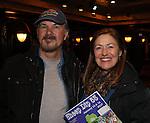 Jim and Carmen Jones during the Sheep Dip 53 Show at the Eldorado Hotel & Casino on Friday night, Jan. 13, 2017.