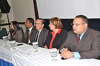 Lanzamiento del Observatorio de Seguimiento a la Iniciativa Participativa Anticorruccion (IPAC).Lugar: Hotel Santo Domingo.Santo Domingo, República Dominicana.Fecha: 22/02/2011.Foto : © Carmen Suárez