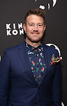 """Eddie Perfect attends the Broadway Opening Night of """"King Kong - Alive On Broadway"""" at the Broadway Theater on November 8, 2018 in New York City."""