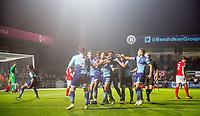 Wycombe Wanderers v Crewe Alexandra - 26.09.2017