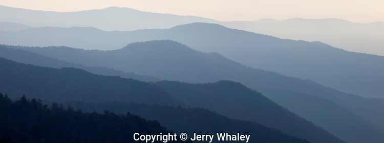 Great Smoky Mountains, Western North Carolina