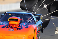 Jul 28, 2017; Sonoma, CA, USA; NHRA top sportsman driver Martin Blair during qualifying for the Sonoma Nationals at Sonoma Raceway. Mandatory Credit: Mark J. Rebilas-USA TODAY Sports