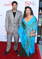 LOS ANGELES, CA, USA - JULY 19: Norman Nixon Jr., Debbie Allen at the 4th Annual Celebration Of Dance Gala Presented By The Dizzy Feet Foundation held at the Dorothy Chandler Pavilion at The Music Center on July 19, 2014 in Los Angeles, California, United States. (Photo by Xavier Collin/Celebrity Monitor)