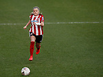 Olivia Ferguson of Sheffield Utd during the The FA Women's Championship match at the Proact Stadium, Chesterfield. Picture date: 12th January 2020. Picture credit should read: Simon Bellis/Sportimage