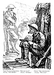 World War 1 - PUNCH Cartoon Selection - See Galleries for Complete Set