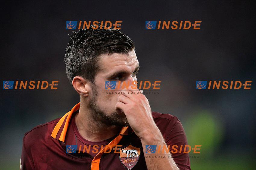 Kevin Strootman As Roma . Roma 18-01-2014 Stadio Olimpico - Football Calcio Serie A 2013/2014 AS Roma - Livorno Foto Andrea Staccioli / Insidefoto