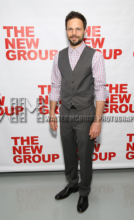Jonny Orsini attends the World Premiere of Hamish Linklater's 'The Whirligig' at Green Fig's Social Drink and Food Club Terrace on May 21, 2017 in New York City.