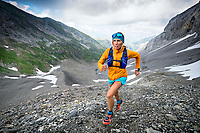 A trail running tour from Iffigenalp, near Lenk, Switzerland that crosses into the Valais before returning.