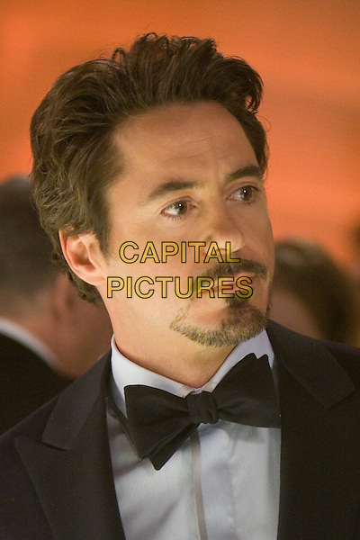 Robert Downey Jr.<br /> in Iron Man (2008) <br /> *Filmstill - Editorial Use Only*<br /> CAP/NFS<br /> Image supplied by Capital Pictures