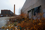 WATERBURY, CT-012318JS10--Cleanup of the Anamet property in Waterbury has started. The state has given the city $2.1 million to redevelop the property. <br /> Jim Shannon Republican-American