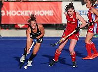 Kelsey Smith. Pro League Hockey, Vantage Blacksticks v Great Britain. Nga Puna Wai Hockey Stadium, Christchurch, New Zealand. Friday 8th February 2019. Photo: Simon Watts/Hockey NZ
