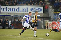 VOETBAL: SC HEERENVEEN: Abe Lenstra Stadion, 17-02-2012, SC-Heerenveen-NAC, Eredivisie, Eindstand 1-0, Doke Schmidt, Anthony Lurling, ©foto: Martin de Jong