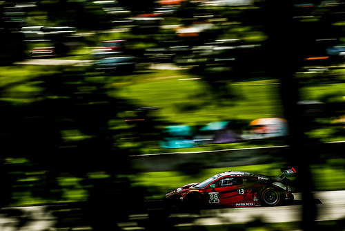 IMSA WeatherTech SportsCar Championship<br /> Continental Tire Road Race Showcase<br /> Road America, Elkhart Lake, WI USA<br /> Sunday 6 August 2017<br /> 86, Acura, Acura NSX, GTD, Oswaldo Negri Jr., Jeff Segal<br /> World Copyright: Michael L. Levitt<br /> LAT Images