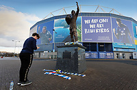 2019 01 22 Tributes for Emiliano Sala, Cardiff City Stadium, Wales, UK