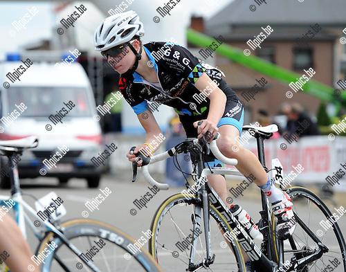 2012-06-23 / Wielrennen / seizoen 2012 / Thomas Mertens, Neerpelt..Foto: Mpics.be