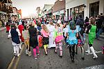Jackson Lion's Club annual children's Halloween and costume parade down Main Street, Jackson, Calif.