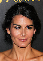 BEVERLY HILLS, CA, USA - MAY 20: Angie Harmon at the 39th Annual Gracie Awards held at The Beverly Hilton Hotel on May 20, 2014 in Beverly Hills, California. (Photo by Xavier Collin/Celebrity Monitor)