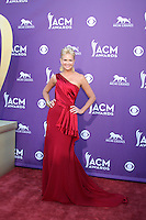 LAS VEGAS - APR 1:  Nancy O'Dell arrives at the 2012 Academy of Country Music Awards at MGM Grand Garden Arena on April 1, 2010 in Las Vegas, NV.