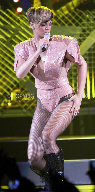WWW.ACEPIXS.COM . . . . .  ..... . . . . US SALES ONLY . . . . .....May 8 2010, Liverpool....Singer Rihanna performing live on May 8 2010 in Liverpool, England....Please byline: FAMOUS-ACE PICTURES... . . . .  ....Ace Pictures, Inc:  ..tel: (212) 243 8787 or (646) 769 0430..e-mail: info@acepixs.com..web: http://www.acepixs.com