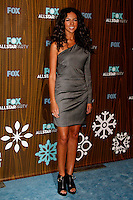 January 11, 2010:  Terri Seymour arrives at the Fox All Star Party at the Villa Sorisso in Pasadena, California.Photo by Nina Prommer/Milestone Photo