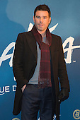 London, UK. 19 January 2016. Capital Radio presenter Dave Berry. Celebrities arrive on the red carpet for the London premiere of Amaluna, the latest show of Cirque du Soleil, at the Royal Albert Hall.