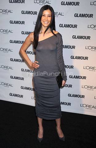 Lisa Ling at Glamour Magazine's 2009 Women of The Year Honors at Carnegie Hall  in New York City. November 9, 2009. Credit: Dennis Van Tine/MediaPunch